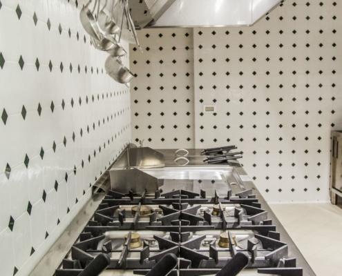 cucina ristorazione castello puglia