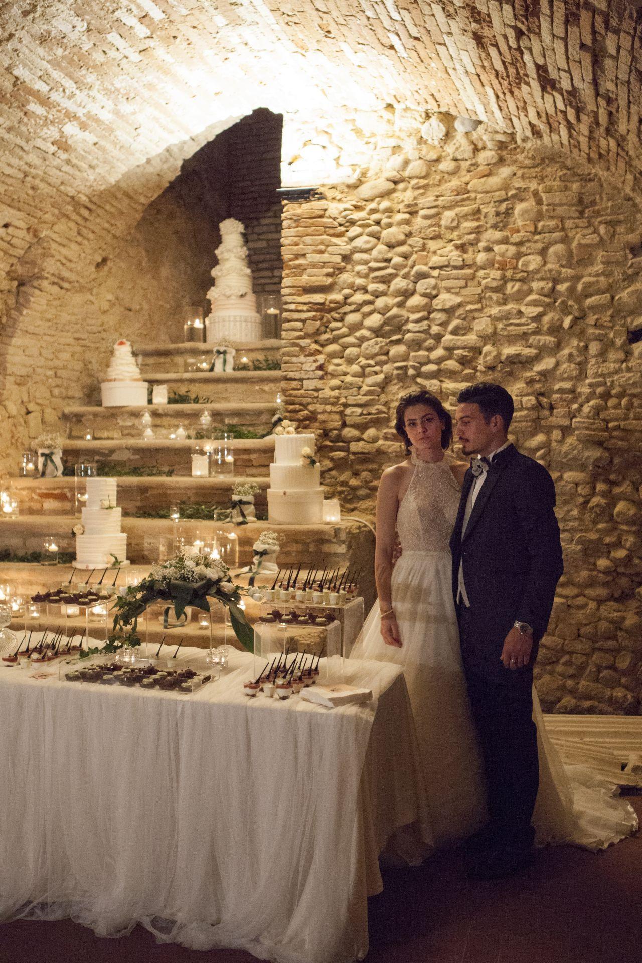 cerimonie e matrimoni in puglia nel castello maresca