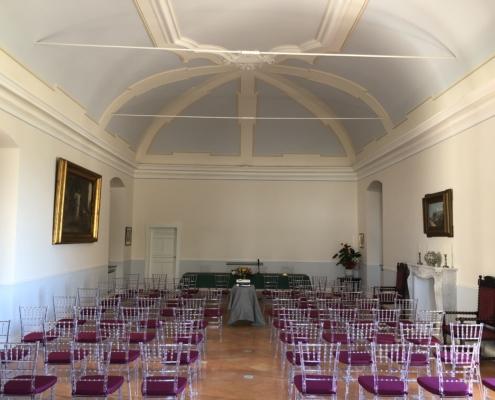 sale eventi meeting convegni presso il castello maresca