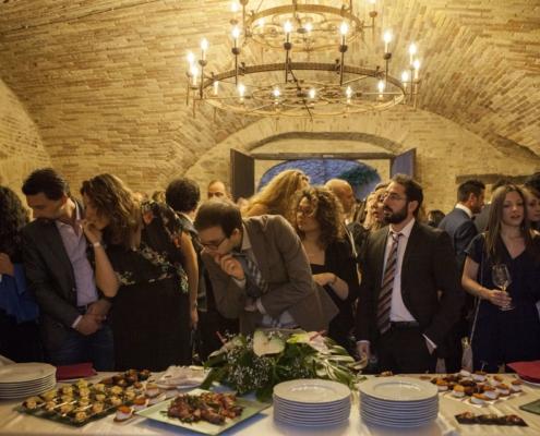 buffet cerimonie castello maresca