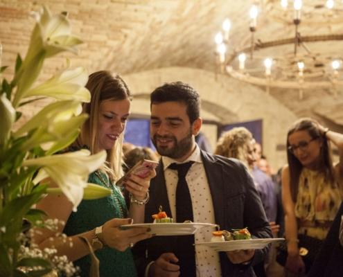 banchetti cerimonie castello maresca